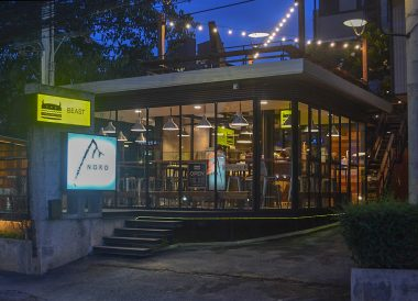 Beast Burger Best Restaurants in Nimman Chiang Mai Nimmanhemin Road