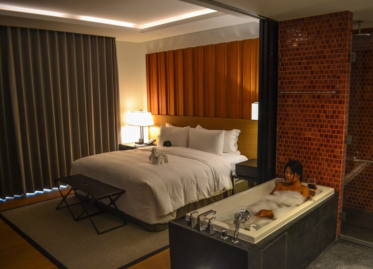 Bath in Bedroom, Anantara Vacation Club Chiang Mai Riverside
