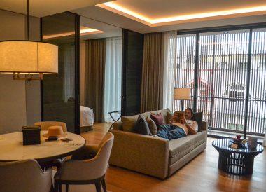 Two Bedroom Suite, Anantara Vacation Club Chiang Mai Riverside