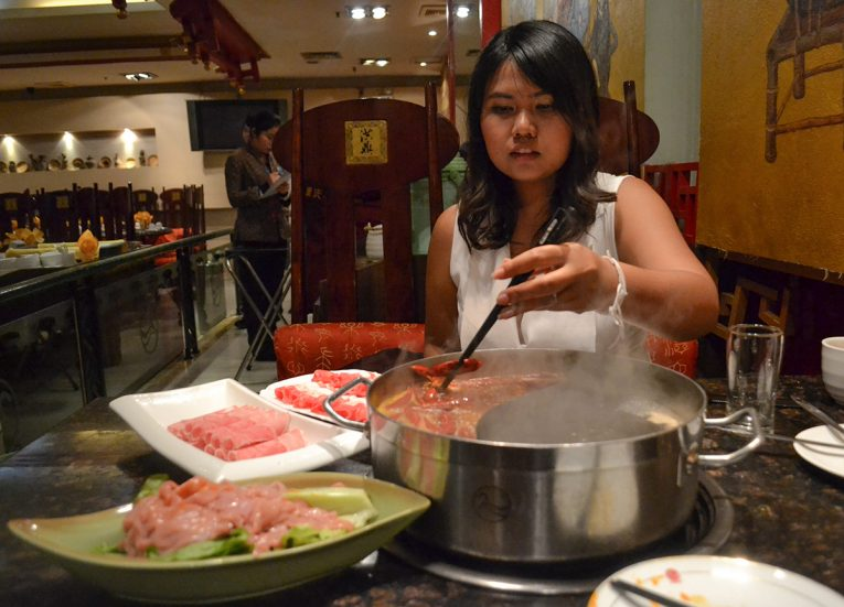 Cygnet Hotpot Restaurant, Sichuan Mala Hot Pot Cygnet Chongqing China Chillies Pepper