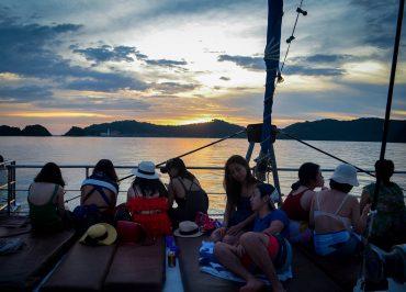 Langkawi Sunset Cruise, Resorts World Langkawi in Malaysia