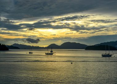 Sunset at Resorts World Langkawi in Malaysia Truly Asia
