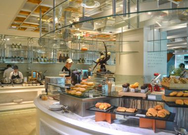 Breakfast at Le Méridien Saigon Riverside Hotel in Ho Chi Minh