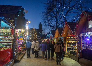 Belfast Christmas Market, Traditions of Christmas in Northern Ireland