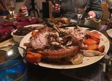 Christmas Dinner, Traditions of Christmas in Northern Ireland Bangor