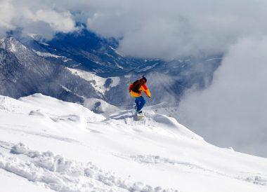 Bakuriani Winter in the South Caucasus