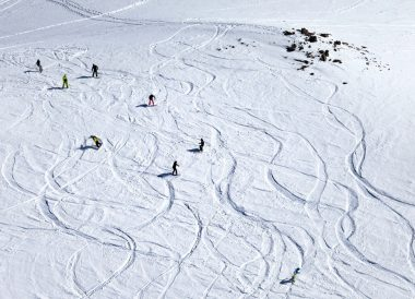 Gudauri2 Winter in the South Caucasus