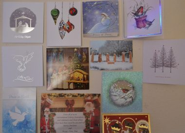 Christmas Cards, Traditions of Christmas in Northern Ireland Bangor