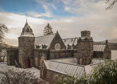 St Conan's Kirk, Winter Road Trip in the Scottish Highlands Snow Scotland