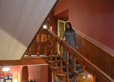 Ballachulish Hotel near Glen Coe, Budget Hotels Winter Road Trip in the Scottish Highlands Snow Scotland