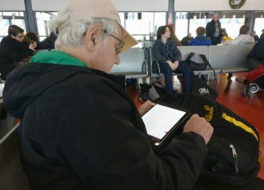 KeepGo on a Cruise: Mobile Phone Sim & Roaming Data vs Onboard Wifi