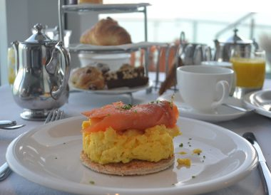Breakfast Dining at Cliff House Hotel Ardmore Waterford Ireland