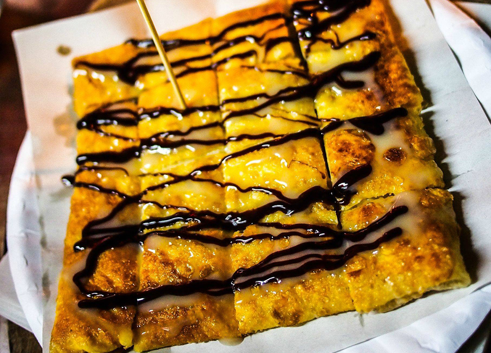 Thai Street Food: Travellers Favourite Street Food Snacks ...