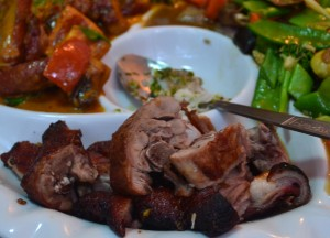 Chinese Roast Duck, Top Burmese Food, Eating Myanmar, Burma
