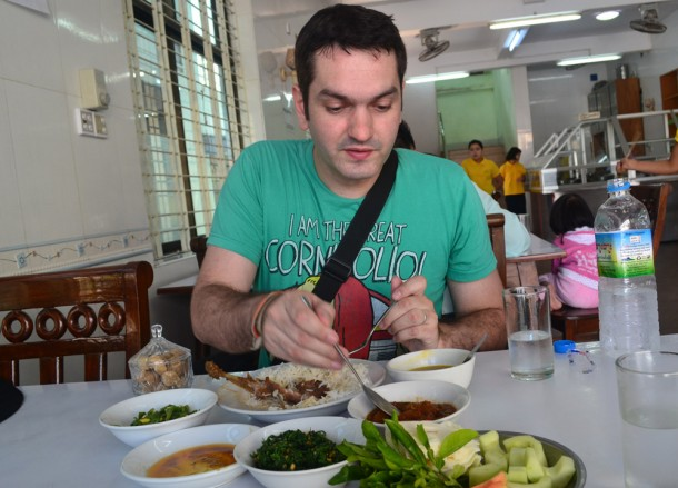 Allan Wilson Burma, Top Burmese Food, Eating Myanmar, Burma