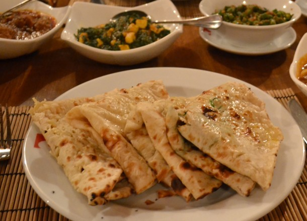 Indian Flat Breads, Top Burmese Food, Eating Myanmar, Burma