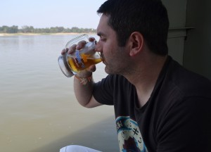 Mandalay Beer on Irrawaddy River, Top Burmese Food, Eating Myanmar, Burma
